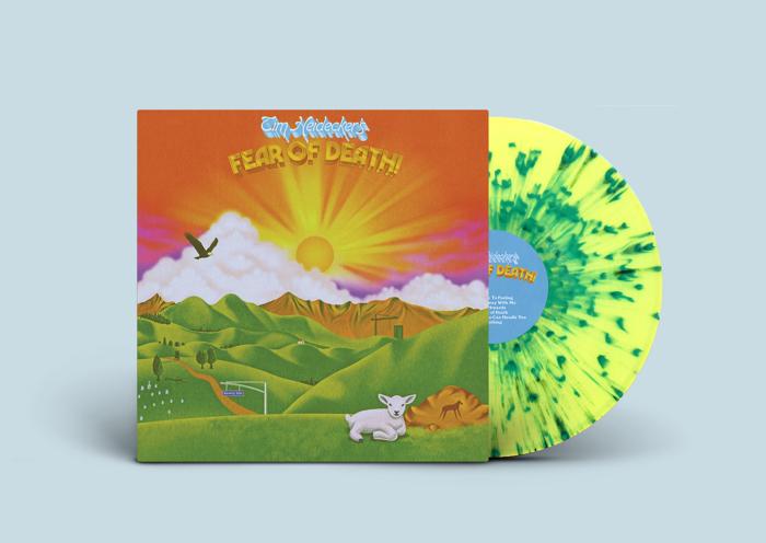 Tim Heidecker — 'Fear of Death' — Limited-Edition Yellow & Green Splatter - Spacebomb Records