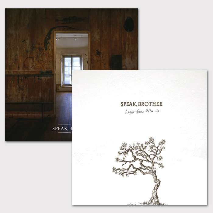 Both EPs CDs and Downloads - Official Speak, Brother Merchandise, Downloads and Tickets