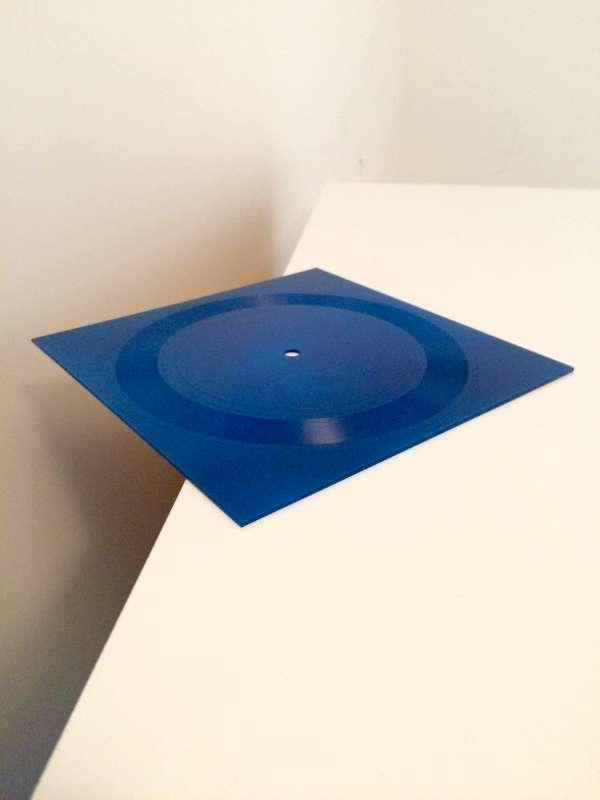 "Crypt Thing - Shodan [Single on 7"" Square Record] - squareglass"