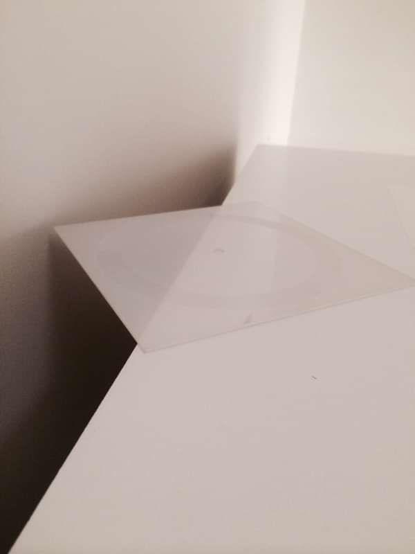 """Leiik - Split [7"""" Square Record] - squareglass"""