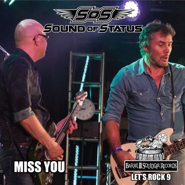 Sound Of Status - Miss You - Digital Download Single