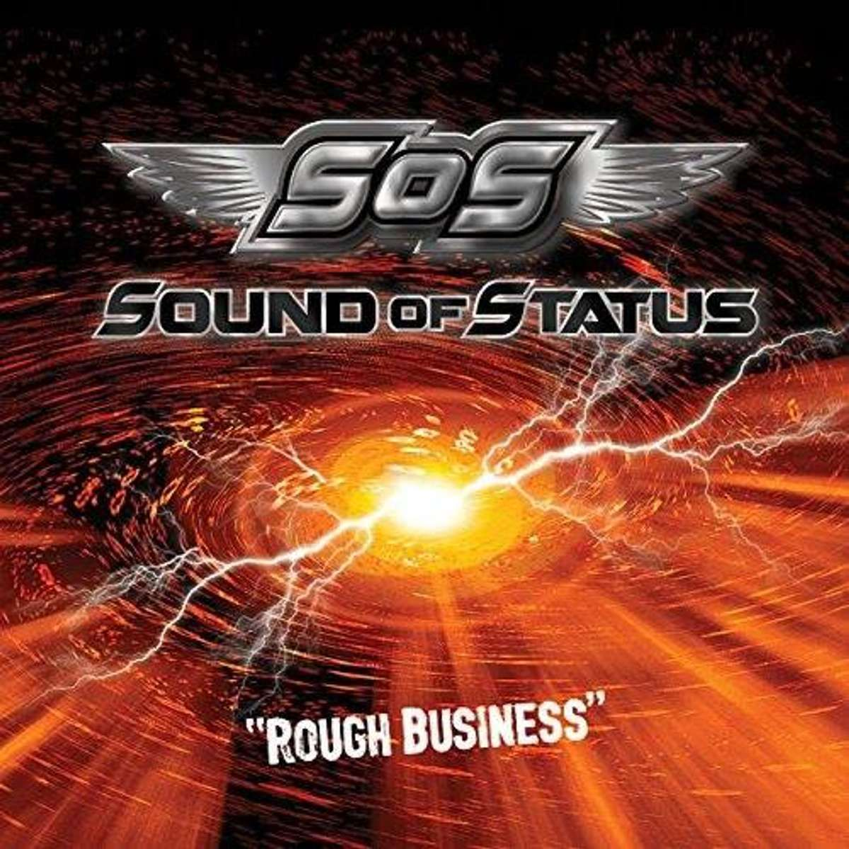 Sound Of Status - Rough Business - CD - Barrel And Squidger Records