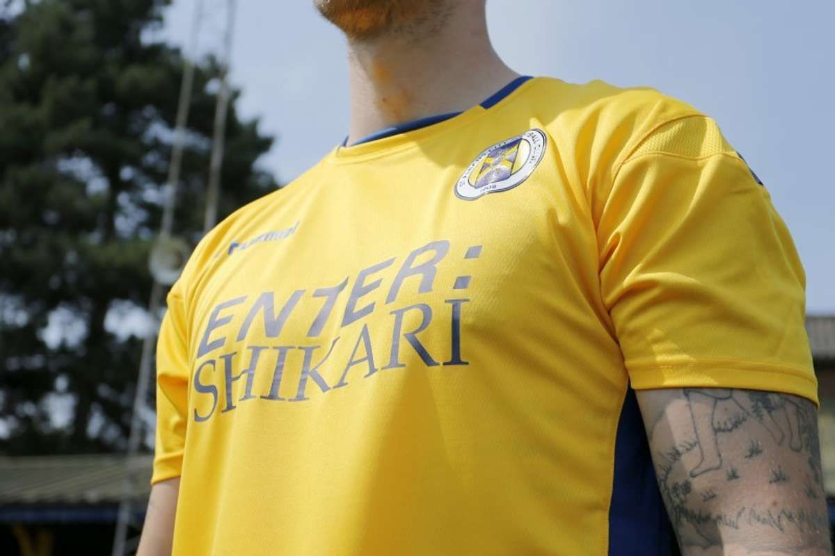 Home Shirt (Adult) - St Albans City FC