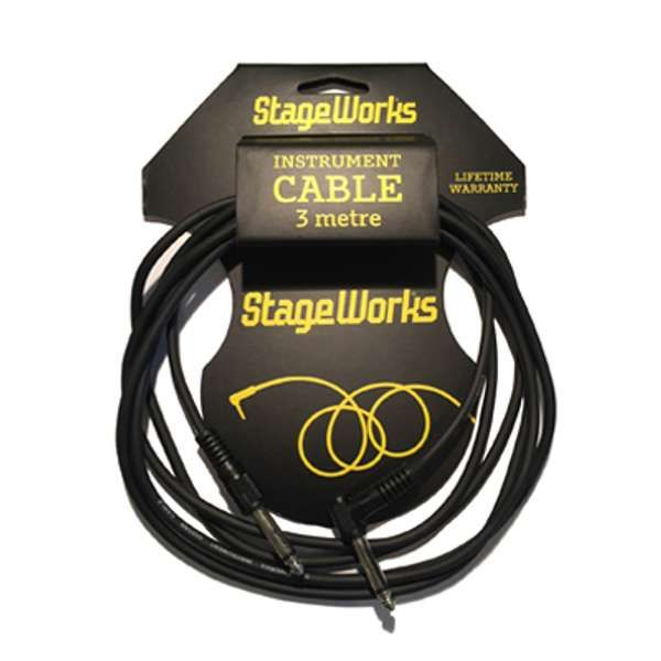 3m Guitar Cable - StageWorks