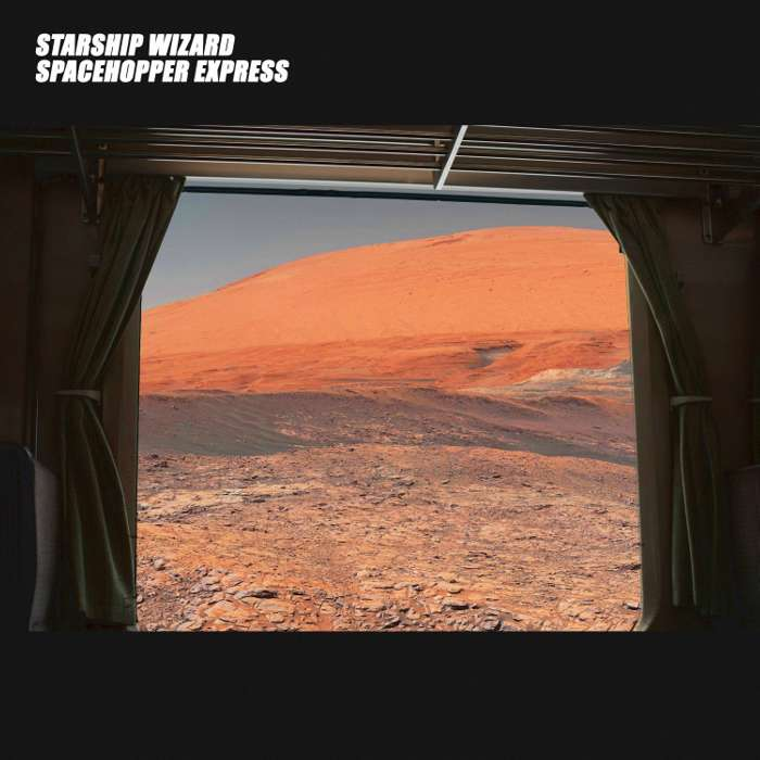 Starship Wizard - Spacehopper Express (Digital Download - WAV Audio File) - Starship Wizard