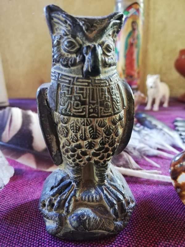 6. Meditation with Wood Owls - Stella Horgan