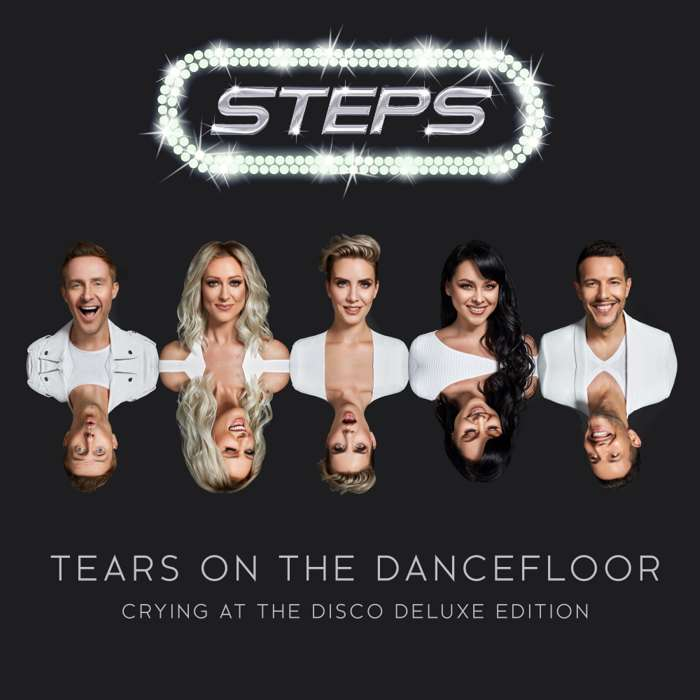 TEARS ON THE DANCEFLOOR: CRYING AT THE DISCO DELUXE CD - Steps