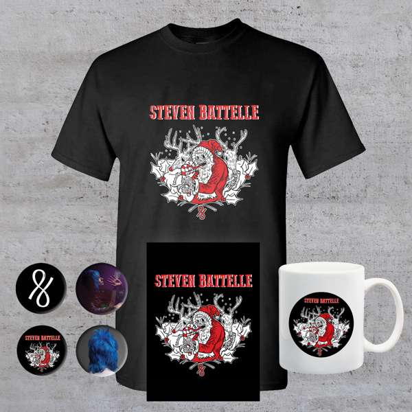 A Christmas Cartel - Festive Bundle Pack - Steven Battelle