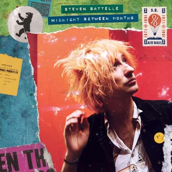 Midnight Between Months [Digital Deluxe] - Steven Battelle