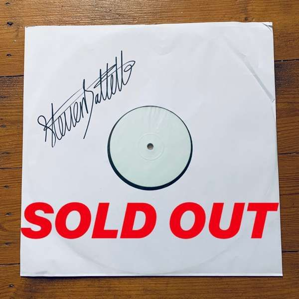 Midnight Between Months - WHITE LABEL TEST PRESSING - Steven Battelle