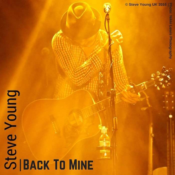 Back To Mine (Radio Edit MP3) - Steve Young