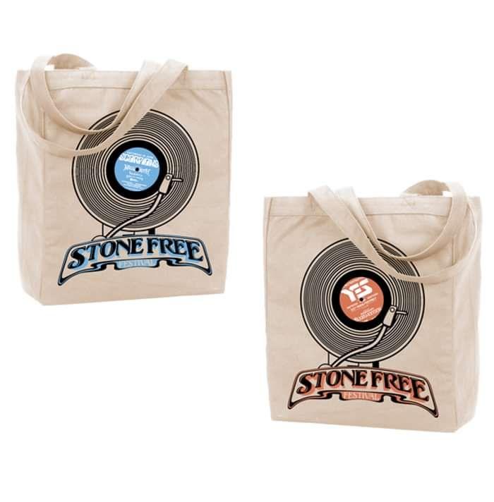 Stone Free Tote Bag - Stone Free Festival