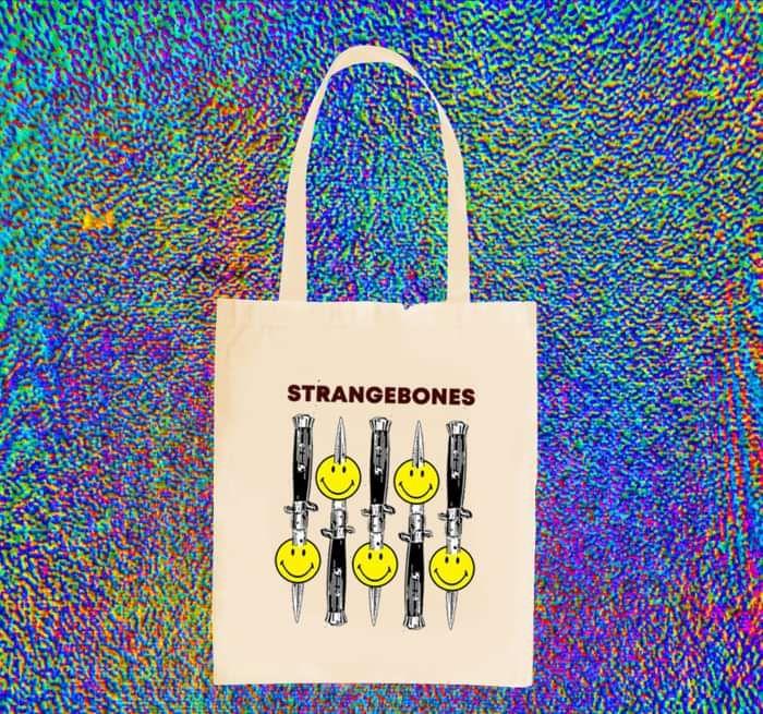 TOTE BAG - Strange Bones