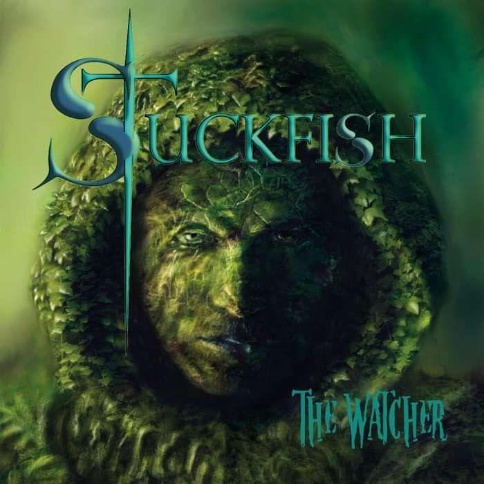 The Watcher CD - Stuckfish
