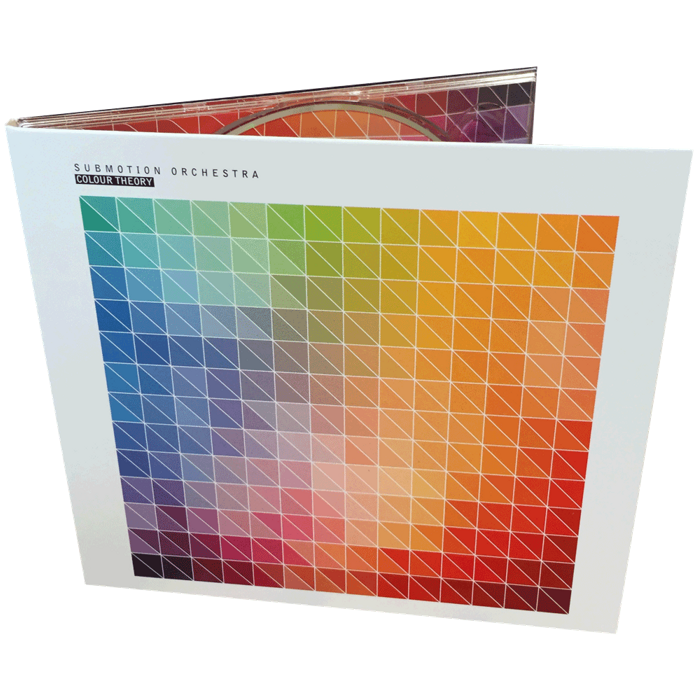 Colour Theory - CD Album - Submotion Orchestra