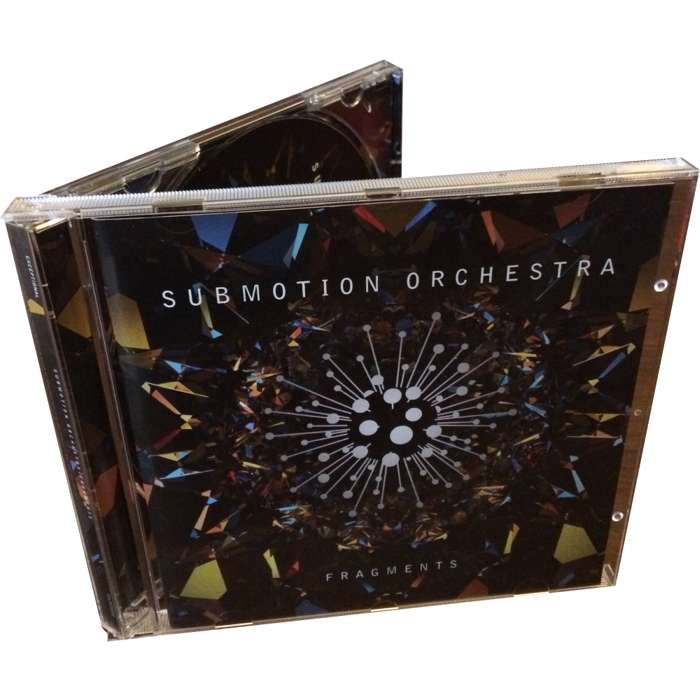 Fragments - CD Album - Submotion Orchestra