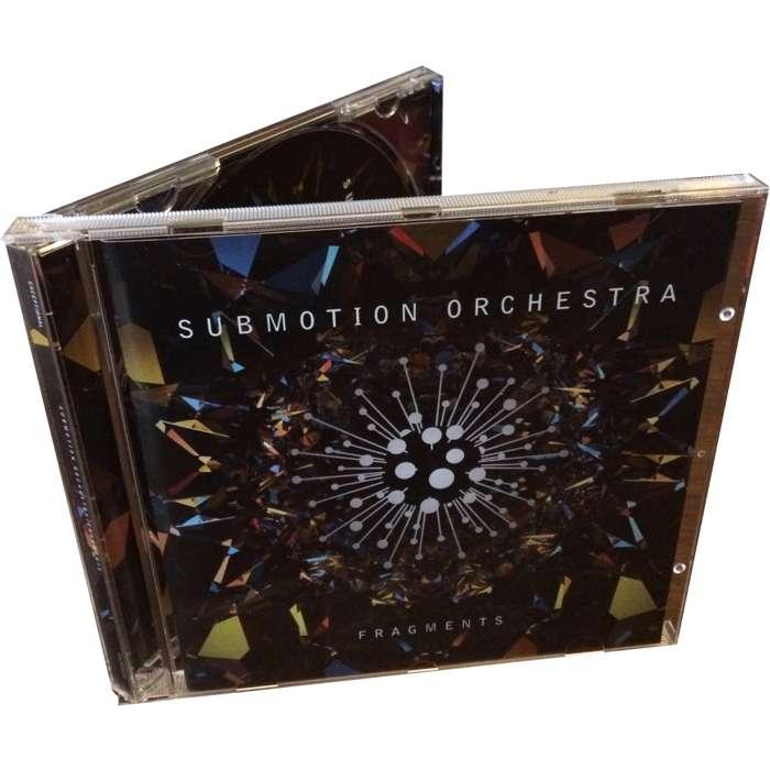 Fragments - CD Album - Submotion Orchestra