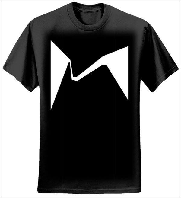 Black & White T-shirt - Sunflower Records