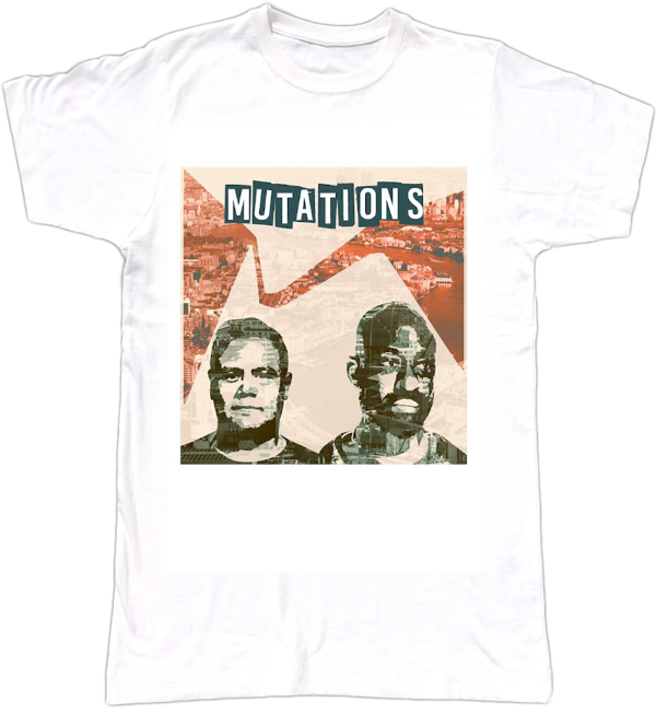 Mutations Faces T-Shirt - Sunflower Records