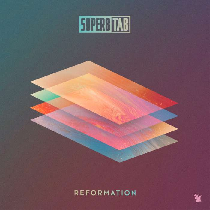 Super8 & Tab 'Reformation' Physical CD - Super8 & Tab
