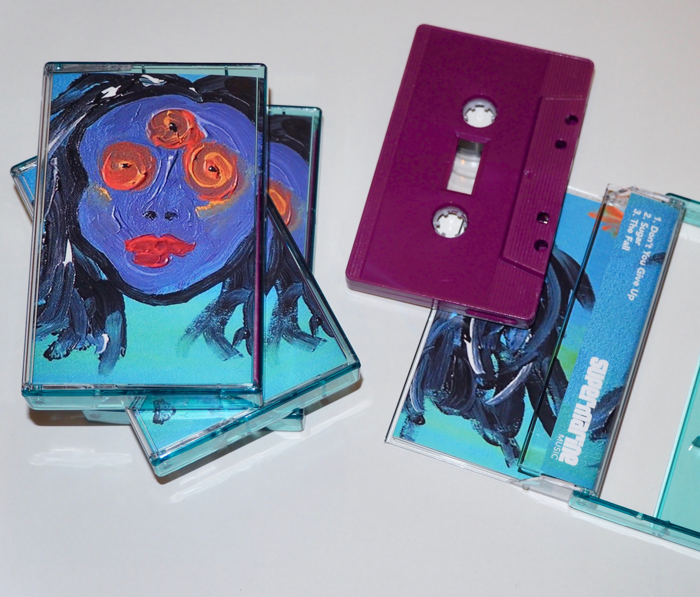 The Ivy Tapes - Witch EP (Cassette) - Supermarine Music