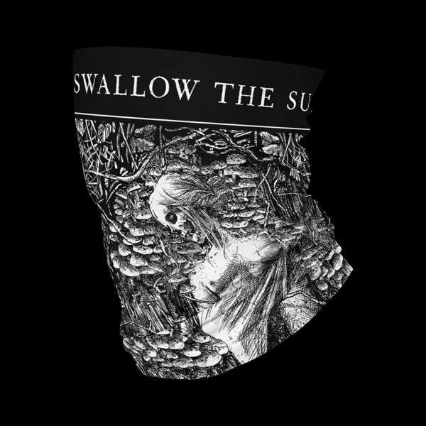 Swallow The Sun - 'Death' Snood - Swallow The Sun