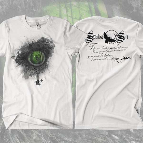 Swallow The Sun - 'Emerald' T-Shirt - Swallow The Sun