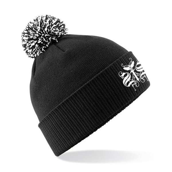 Swallow The Sun - 'Logo' Snow Beanie - Swallow The Sun