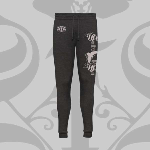Swallow The Sun - 'Logo' Tapered Track Pants - Swallow The Sun