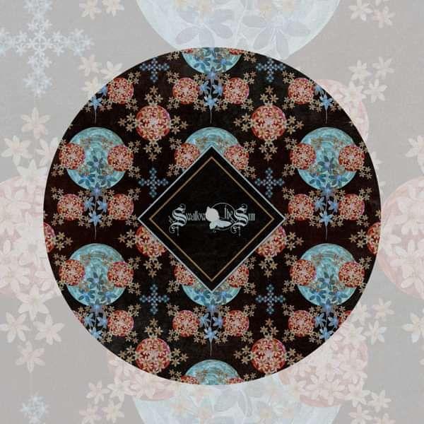 Swallow The Sun - 'Moonflowers' 12'' Vinyl Slipmat - Swallow The Sun