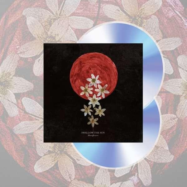 Swallow The Sun - 'Moonflowers' Ltd. 2CD Mediabook - Swallow The Sun