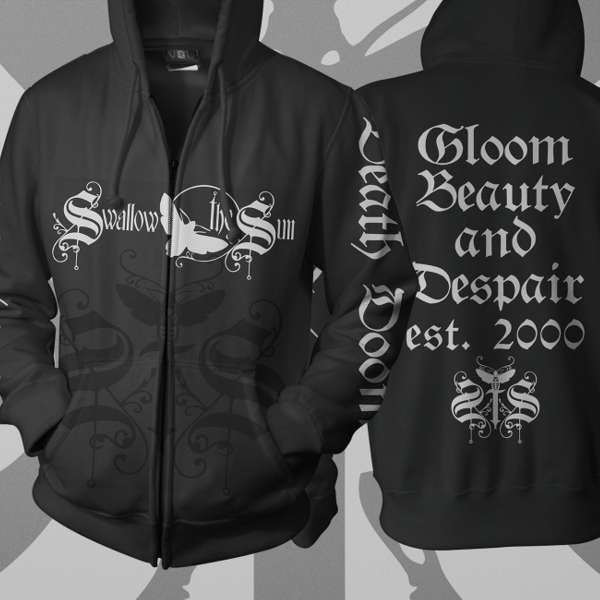 Swallow The Sun - 'Old School' Hoody - Swallow The Sun