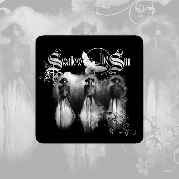 Swallow The Sun - 'Plague of Butterflies' Coaster - Swallow The Sun