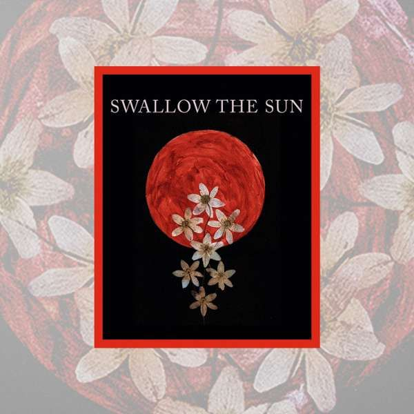 Swallow The Sun - 'Red Moon' Printed Patch - Swallow The Sun