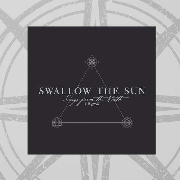Swallow The Sun - 'Songs From The North I, II & III' 3CD - Swallow The Sun
