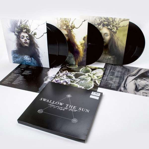 Swallow The Sun - 'Songs From The North I, II & III' 5LP - Swallow The Sun