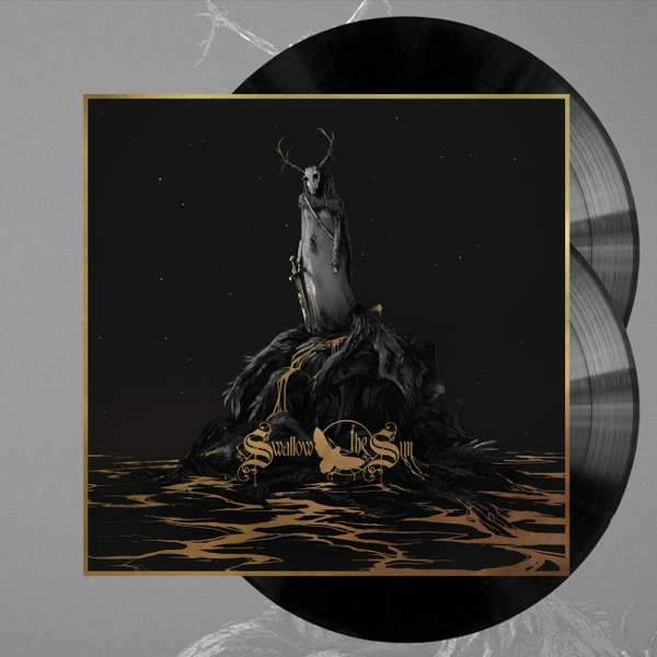 Swallow The Sun  - 'When A Shadow Is Forced Into The Light' Black 2LP - Swallow The Sun