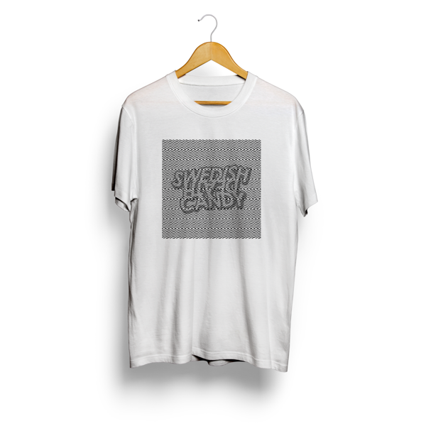 Swedish Death Candy - Logo T-Shirt (White) - Swedish Death Candy