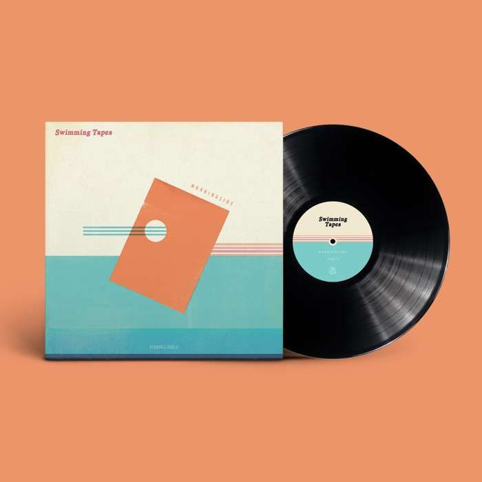 "Swimming Tapes - Morningside 12"" Vinyl + Ticket Bundle - Swimming Tapes"