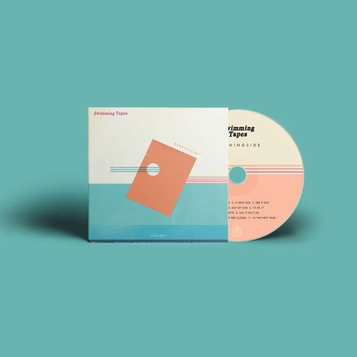 Swimming Tapes - Morningside CD + Ticket Bundle - Swimming Tapes