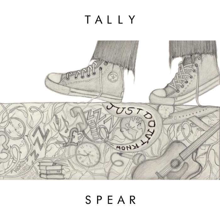 Just Don't Know (CD single) - Tally Spear