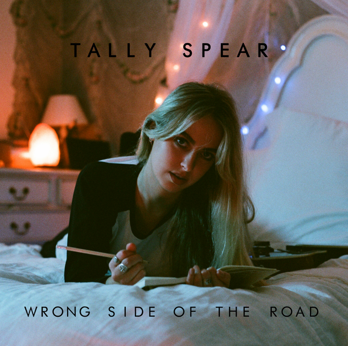 Wong Side Of The Road (CD Single) with bonus track The Lucky Ones - Tally Spear