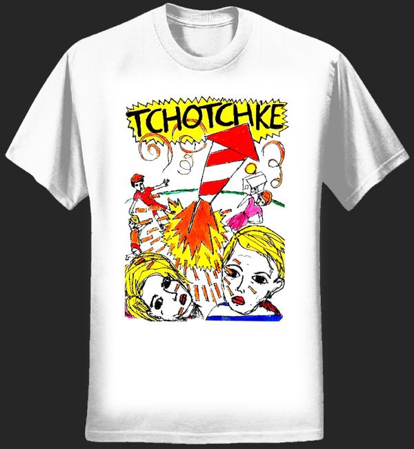 Fireworks - White - TCHOTCHKE