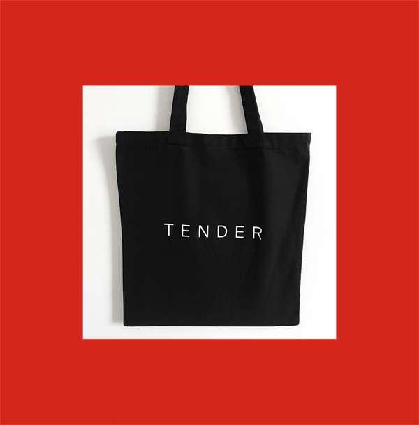 Tote Bag - TENDER