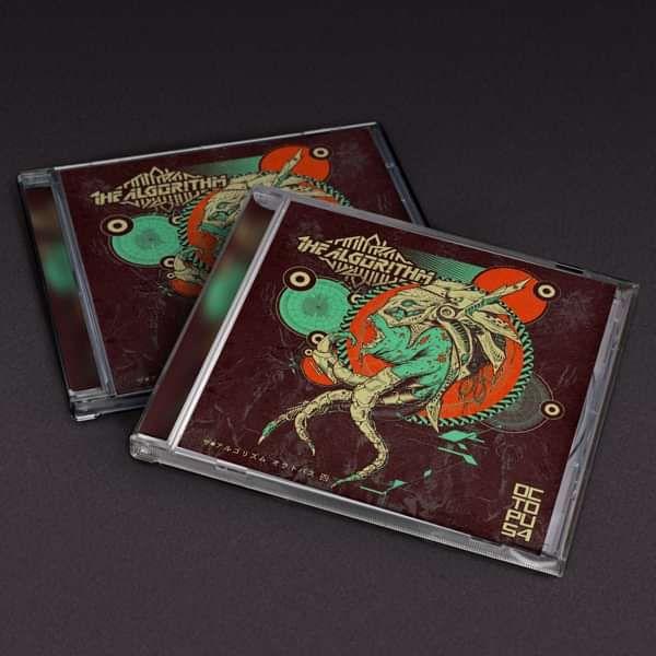 OCTOPUS4 (CD + FREE digital copy) - THE ALGORITHM