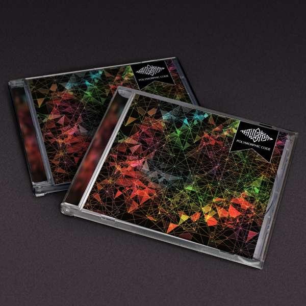 Polymorphic Code (CD + FREE digital copy) - THE ALGORITHM