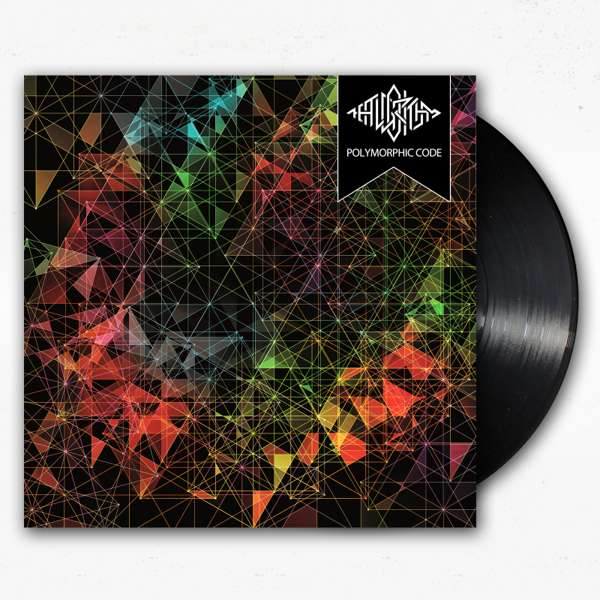 Polymorphic Code (Vinyl + FREE digital copy) - THE ALGORITHM