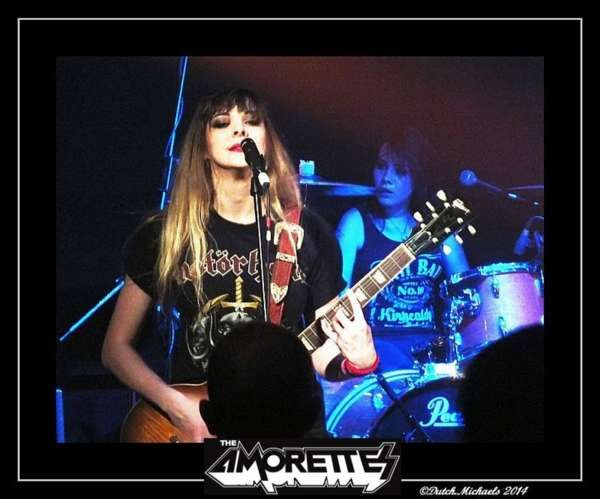 Fire At Will - The Amorettes