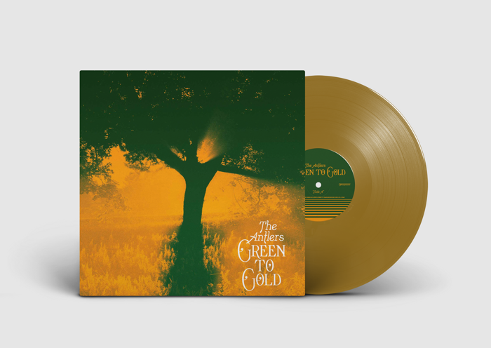 Green to Gold - Limited Gold LP - The Antlers