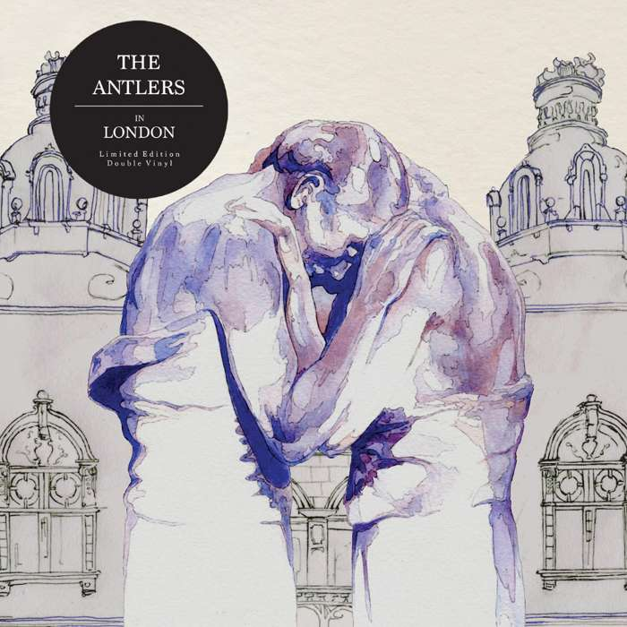 "In London 2 x 12"" - The Antlers"